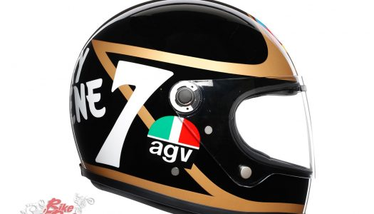 New Product: AGV Barry Sheene X3000 Helmet