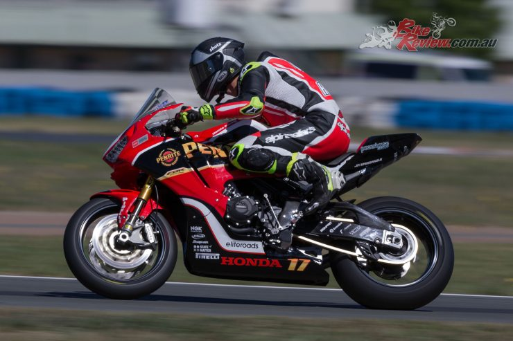 ASBK returns to Wakefield Park for Round 2 in 2019