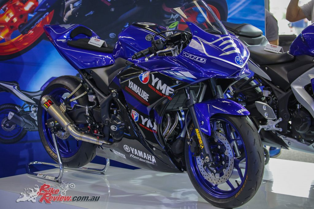 YMF & YMI to support R3 Cup and Supersport 300 in 2019