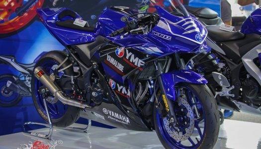 YMI & YMF support ASBK SS300 & R3 classes in 2019