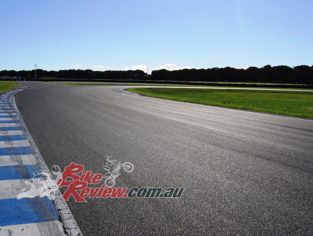 Phillip Island Turn Four
