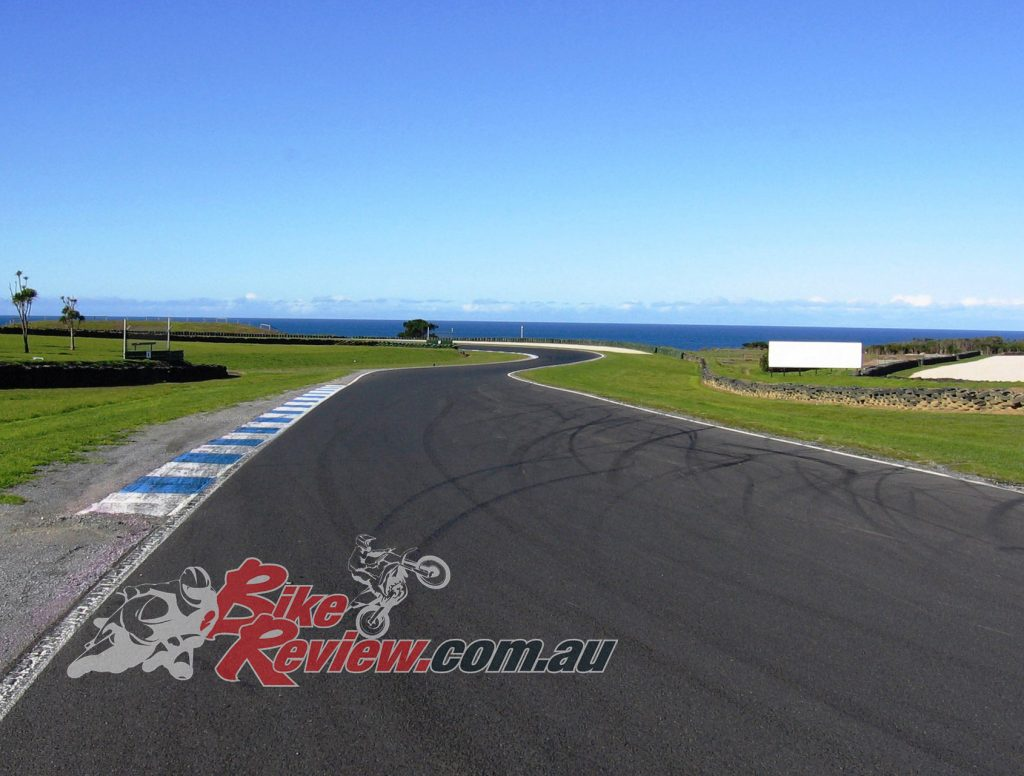 Phillip Island Turn Five & Six