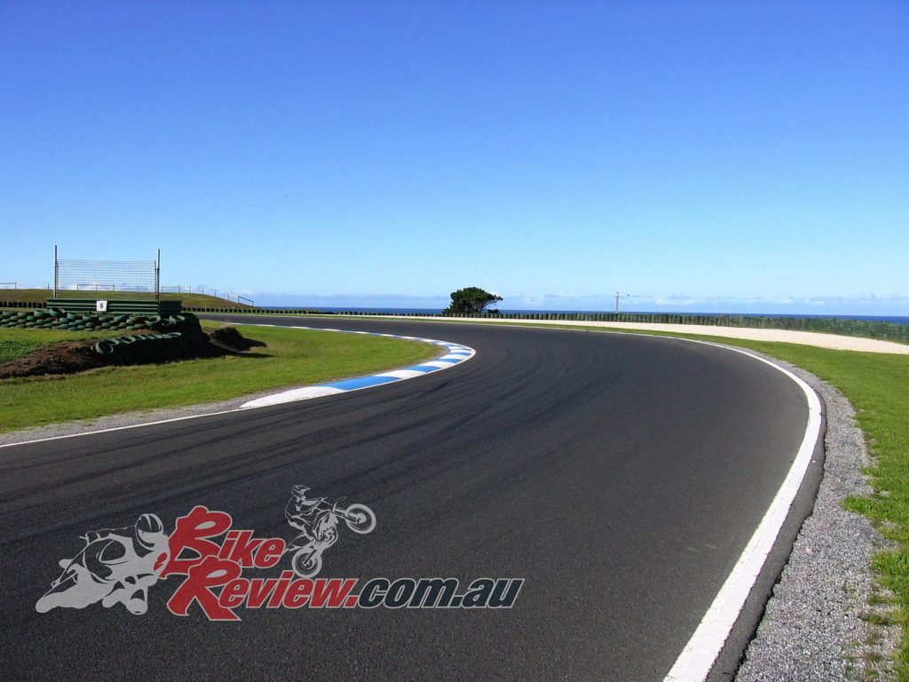 Phillip Island Turn Seven