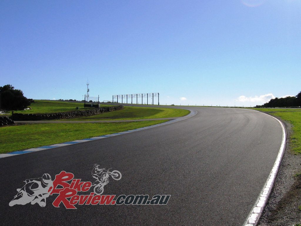 Phillip Island Turn Eight