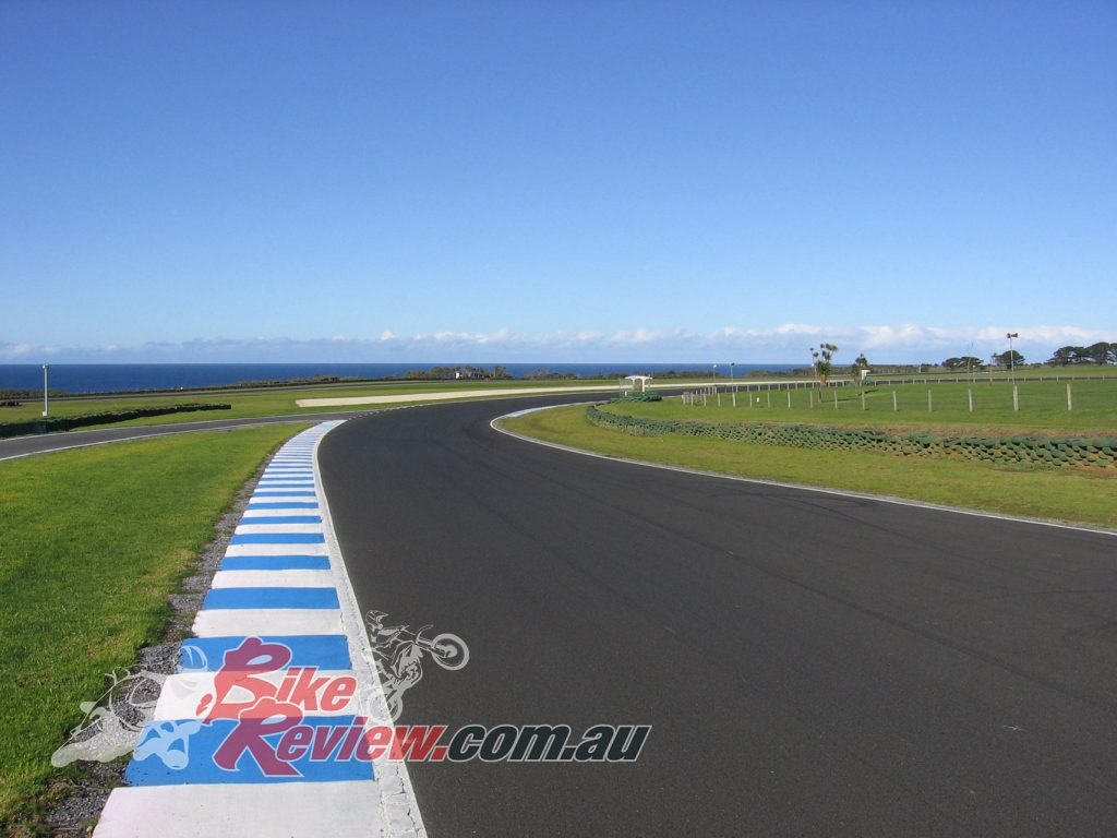 Philip Island Turn One
