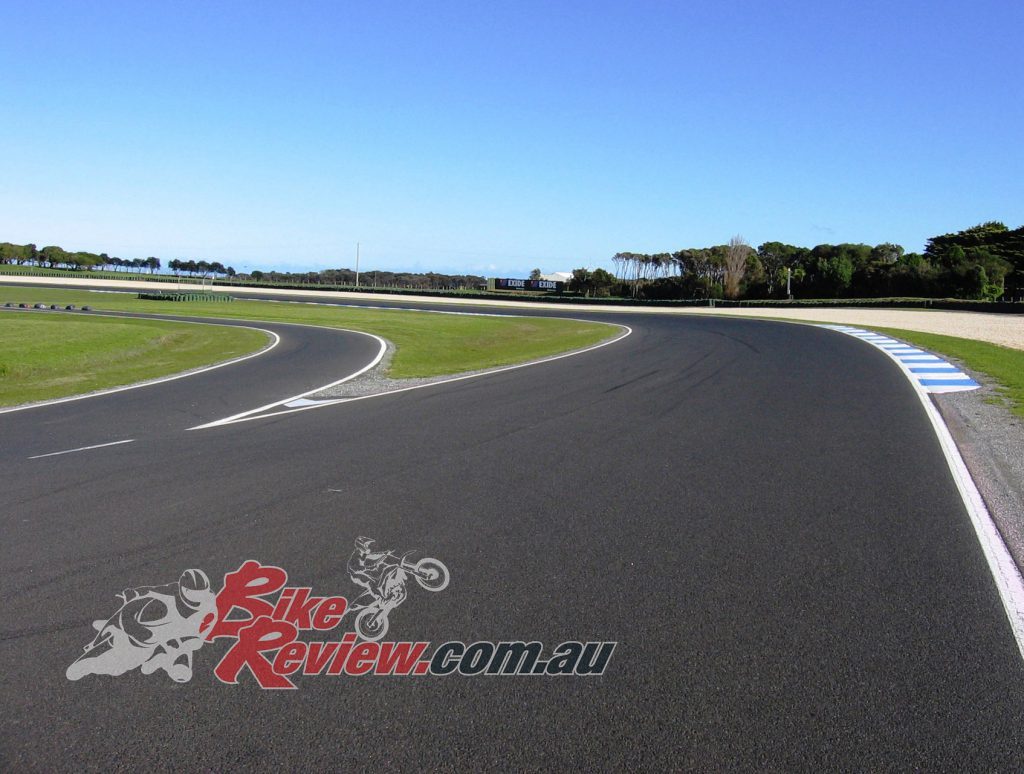 Phillip Island Turn 11/12