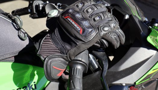Gear Review: DRIRIDER Strike Glove