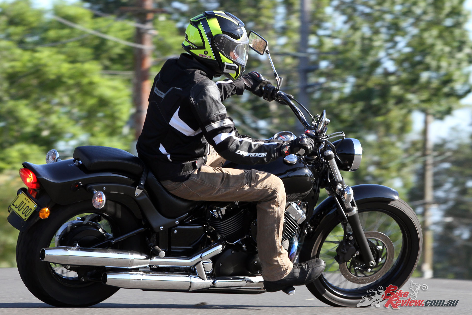 The DRIRIDER Street 2 boot is ideal for everyday use on any type of motorcycle