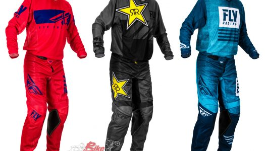New Product: Fly Racing 2019.5 Kinetic Mesh Racewear