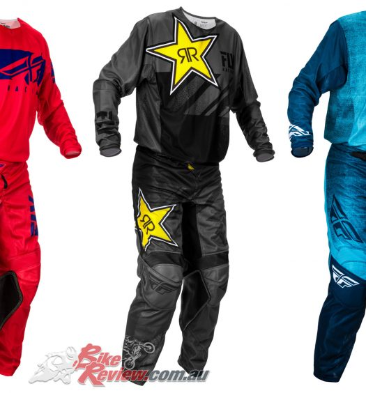 Fly Racing 2019-5 Kinetic Mesh Racewear
