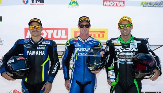 Wagner & Maxwell share ASBK Saturday wins