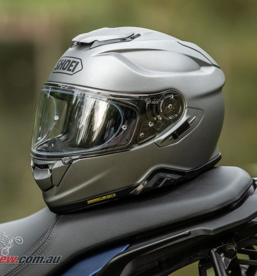 Shoei GT-Air II Helmets - Arriving March