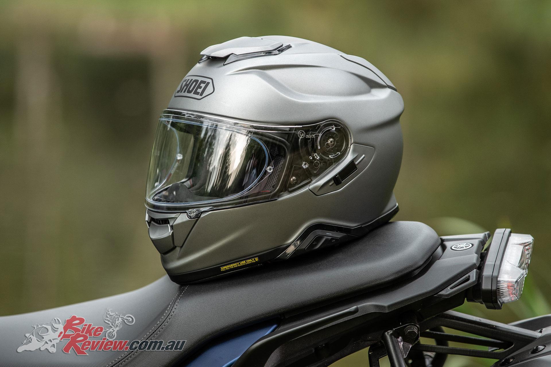 Shoei Gt Air >> New Product: Shoei GT-Air II Helmet - Arriving March ...