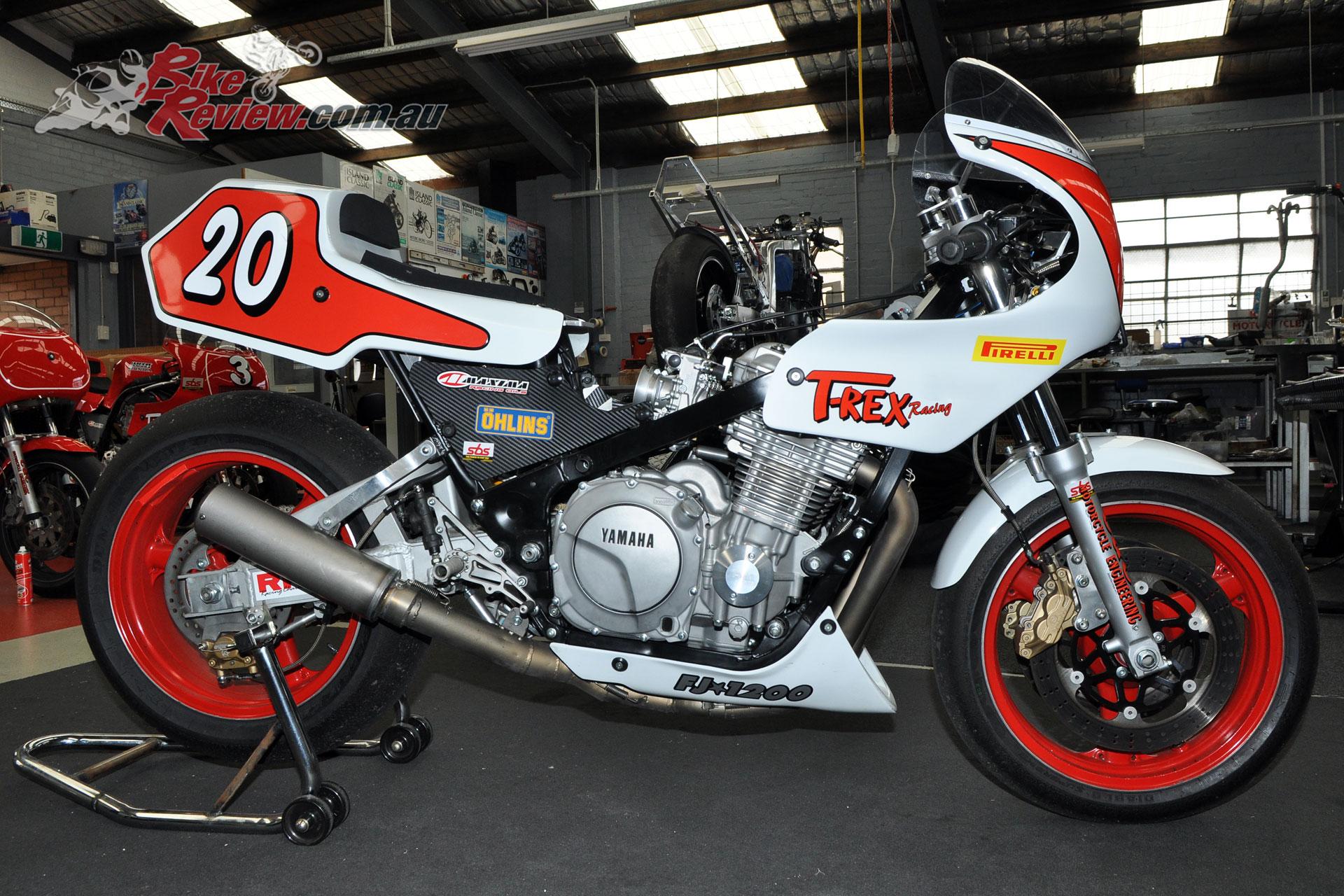 T-Rex Racing FJ1200 Racer -