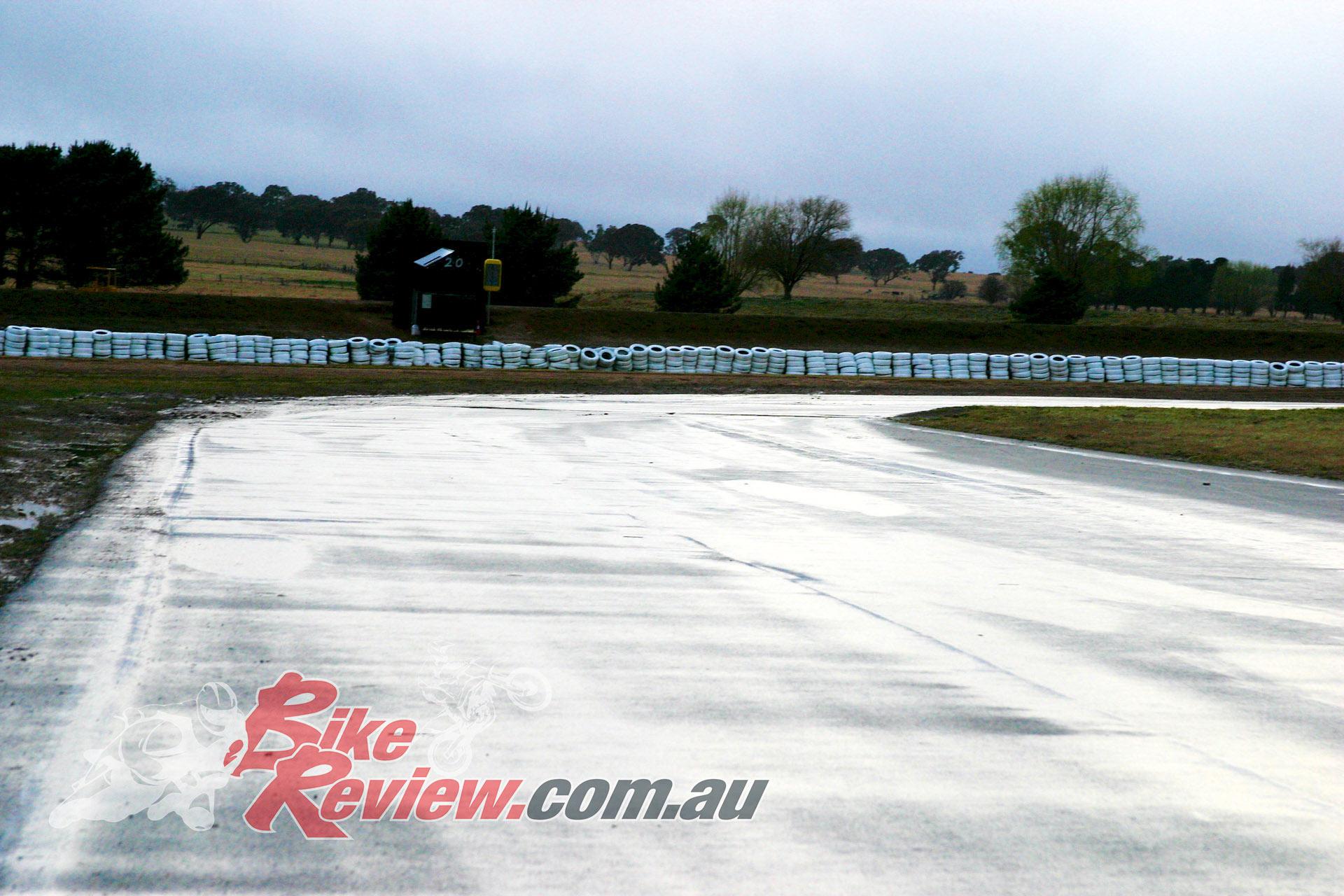Turn Two - Wakefield Park Raceway