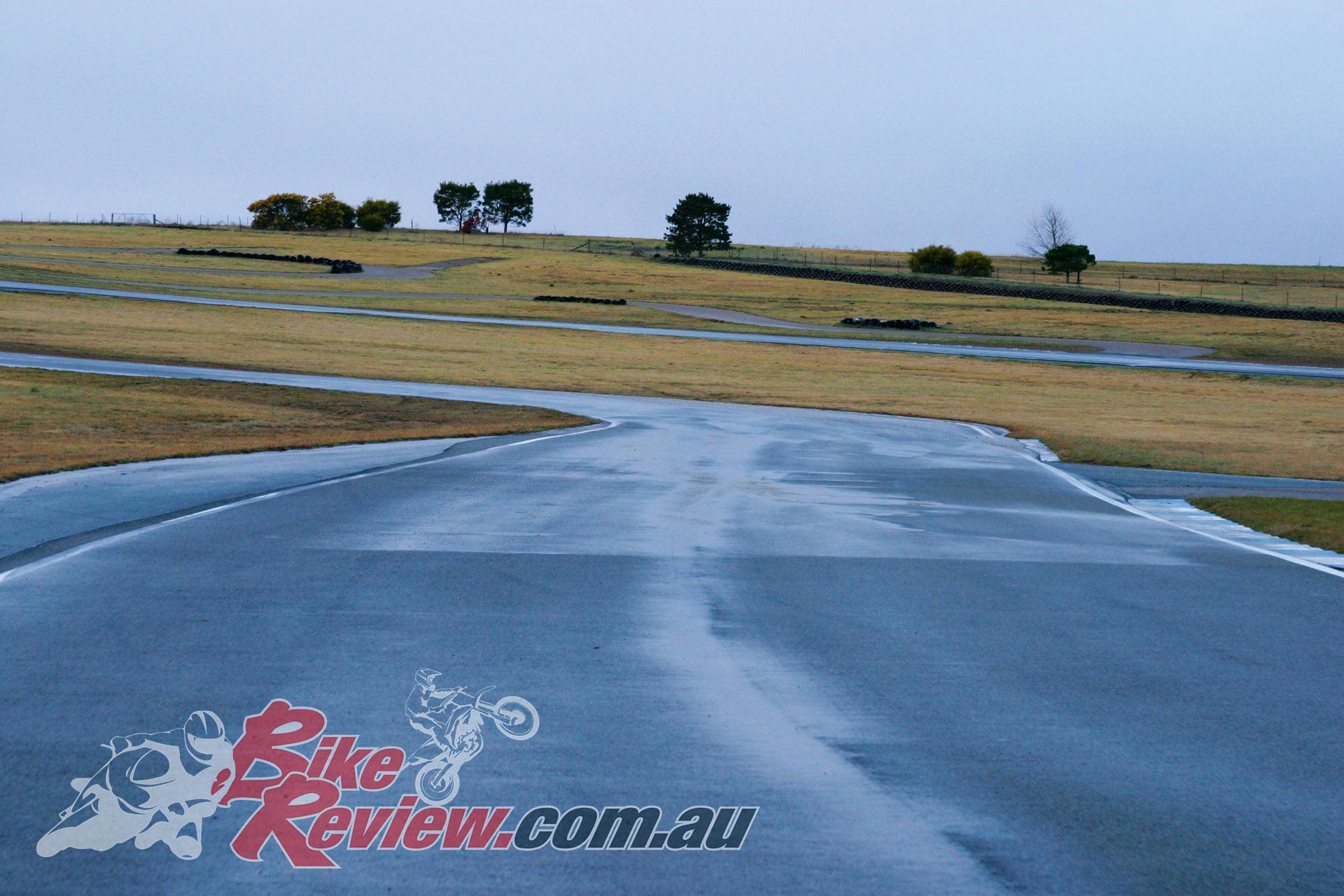 Turn Three - Wakefield Park Raceway