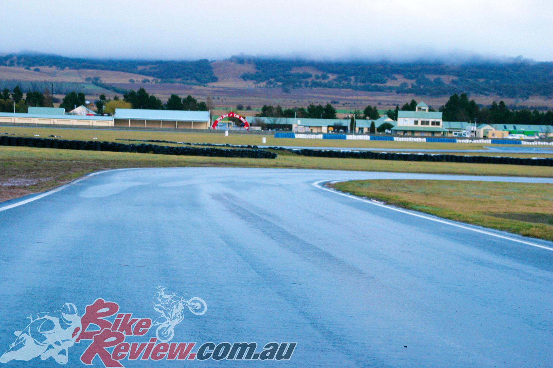 Turn Six - Wakefield Park Raceway