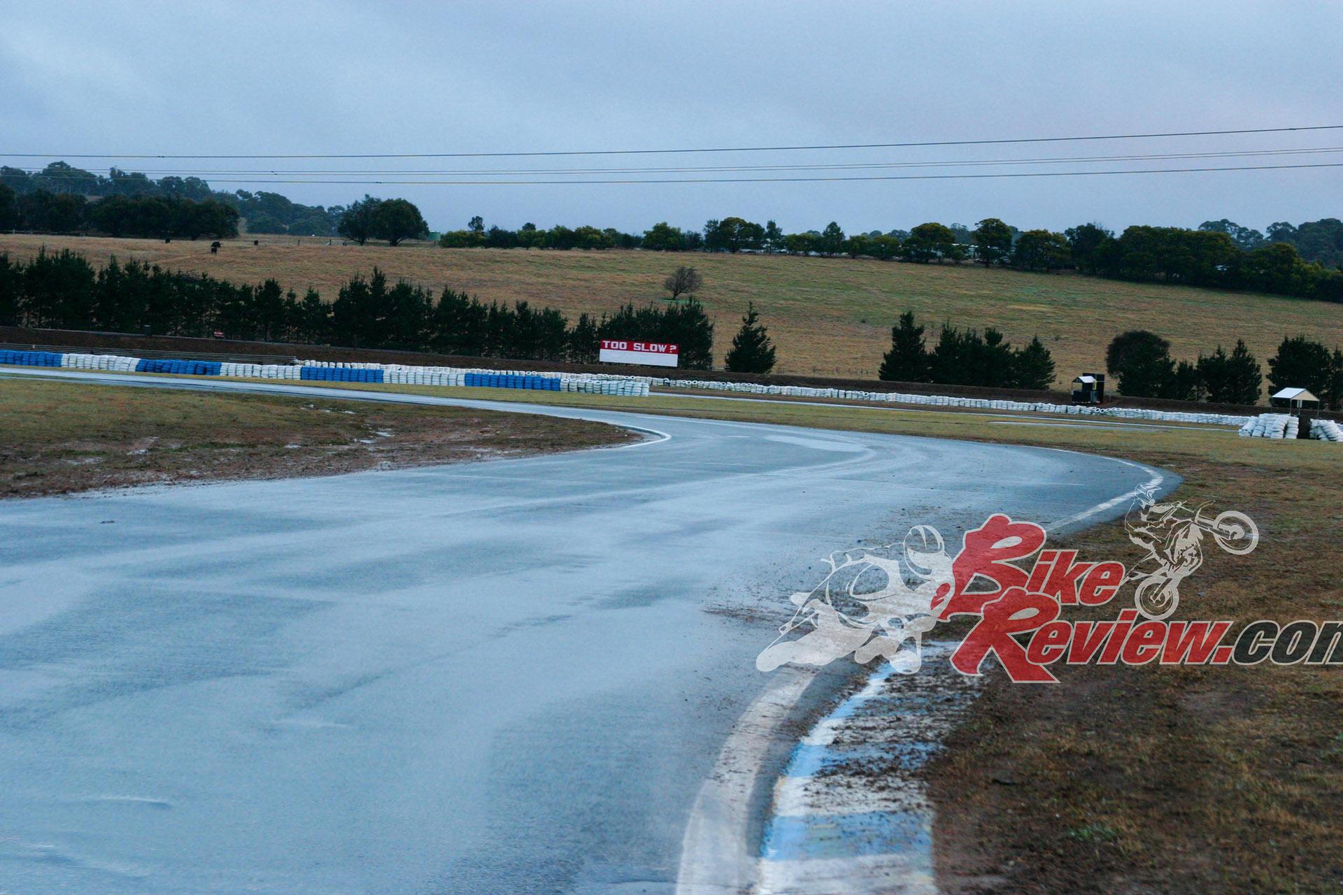 Turn Seven - Wakefield Park Raceway