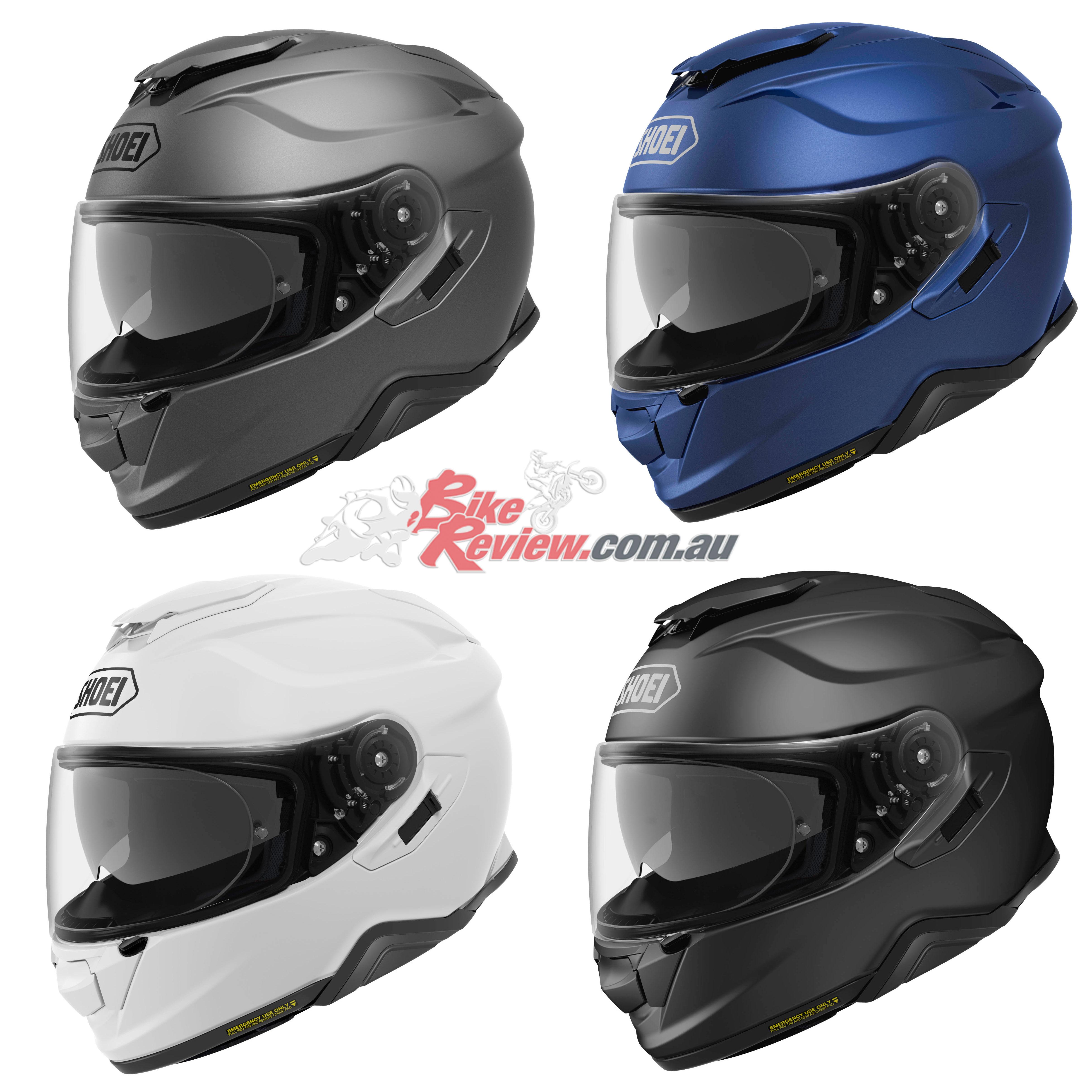 Shoei GT-Air II Helmets