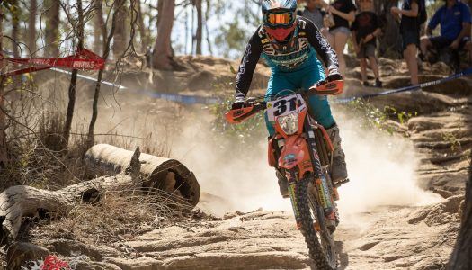 Snodgrass, Milner & Sanders win AORC Round 2