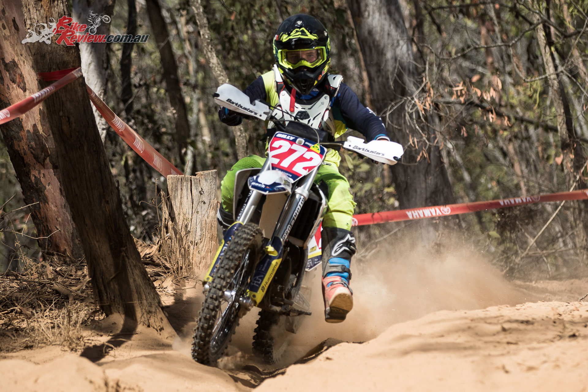 Bill Hargy - AORC Round 1, 2019