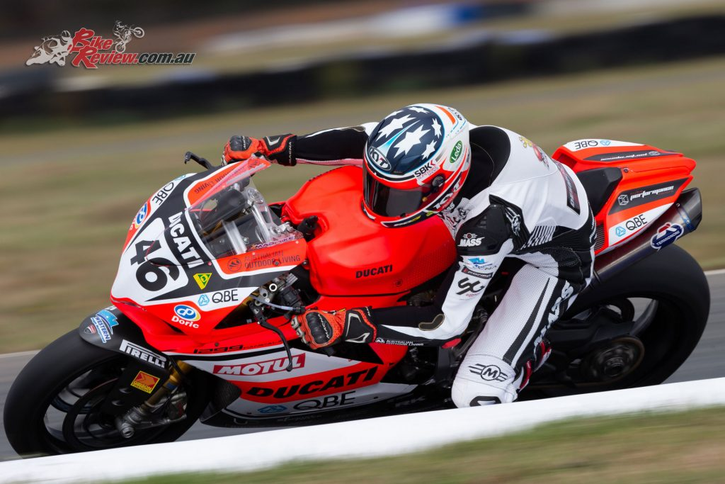 Troy Bayliss - Image by TBG Sport