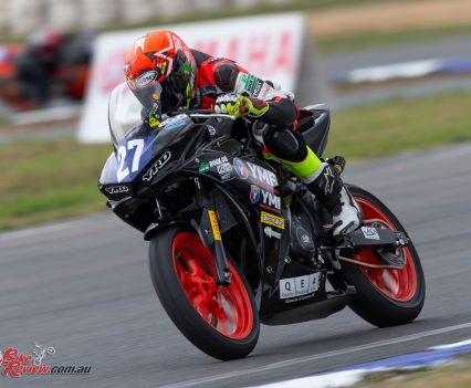 Max Stauffer - Image by TBG Sport