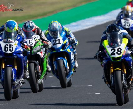 ASBK heads to Wakefield Park - Image by TBG