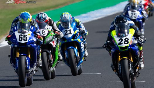 ASBK Round 2 Preview at Wakefield with Steve Martin