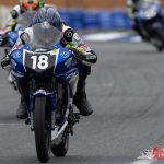 Thompson tops inaugural Oceania Junior Cup race at Wakefield