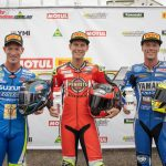 Herfoss claims red flagged Race 2 victory at Wakefield