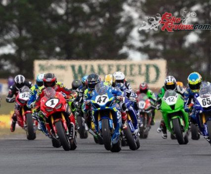 Race 2 kicked off - Image by TBG Sport