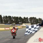 Troy Herfoss claims Sunday Superbike Race 1 win