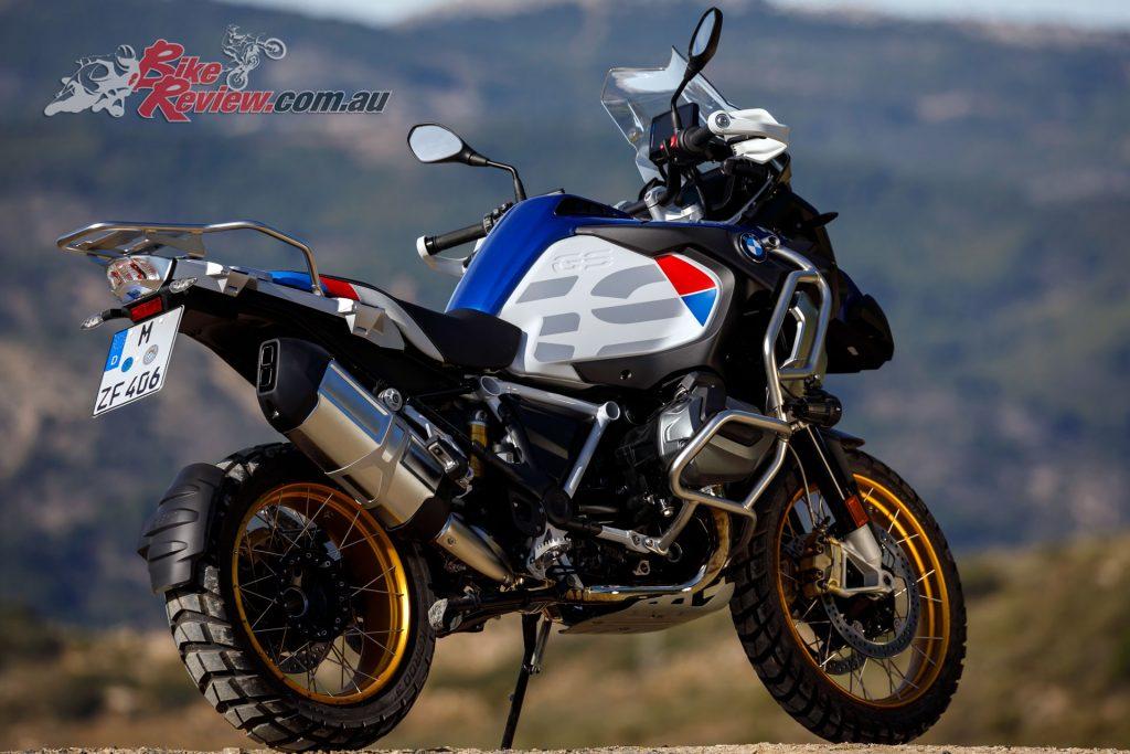 Ogio Mach 5 >> 2019-BMW-R-1250-GS-Adventure-4 - Bike Review
