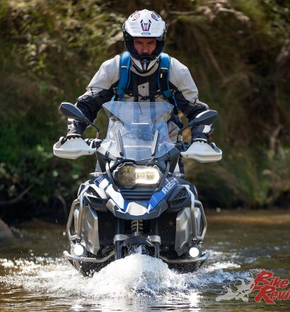 Shoei Hornet ADV Helmet Review
