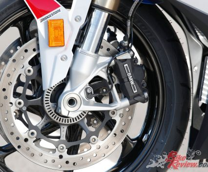 2019 BMW S 1000 RR - Hayes calipers