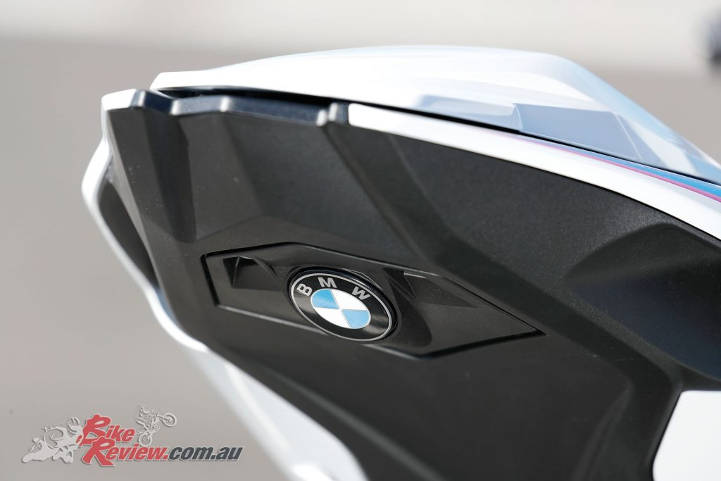 2019 BMW S 1000 RR - Fender blank