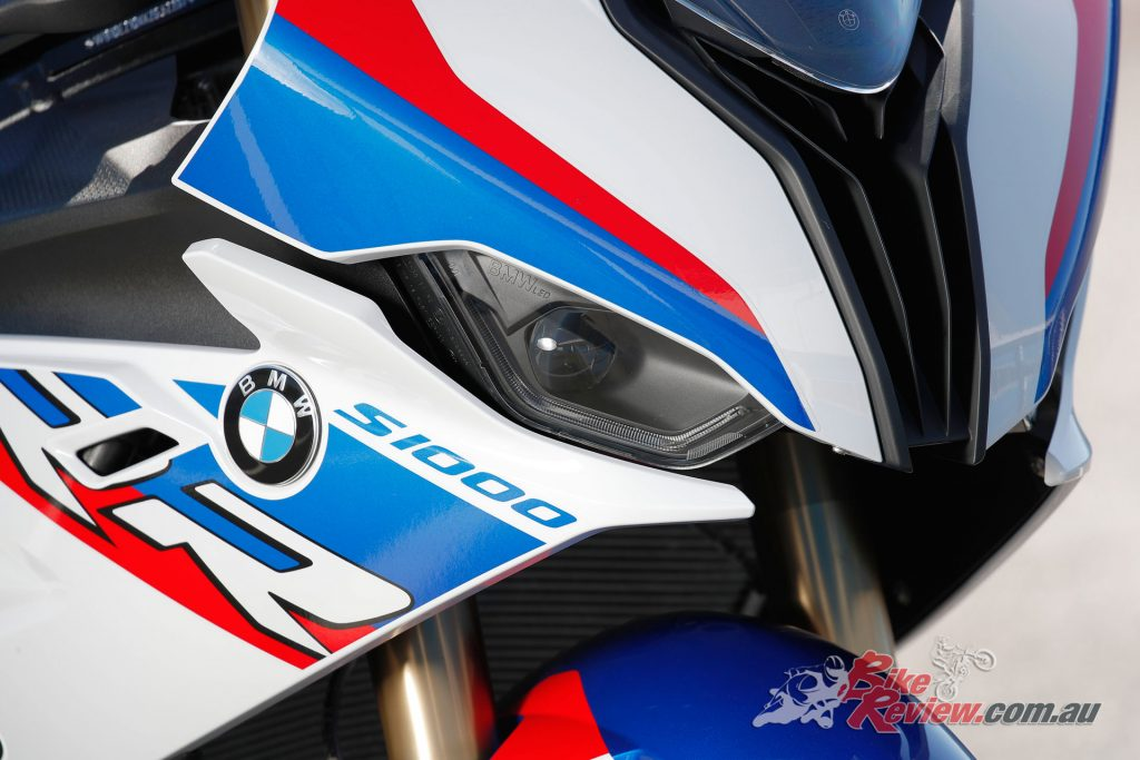 2019 BMW S 1000 RR - New fairings and headlight