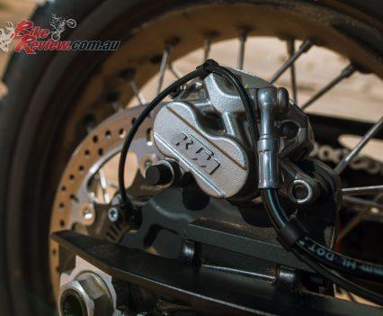 2019 KTM 790 Adventure rear brake