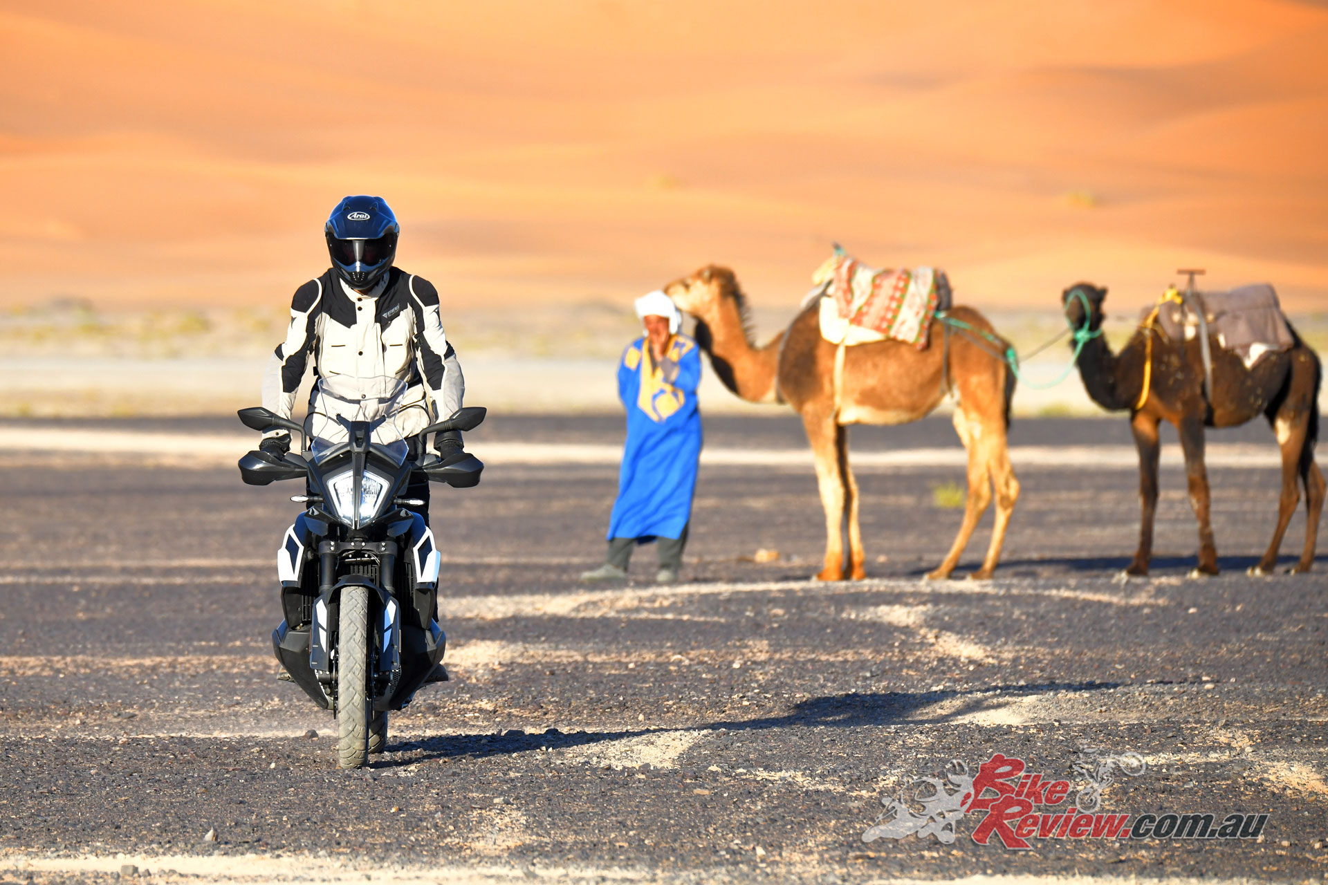 The sights and sounds of Morocco on the new KTM 790 Adventure
