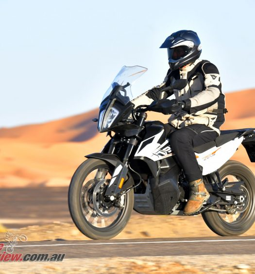 2019 KTM 790 Adventure World Launch