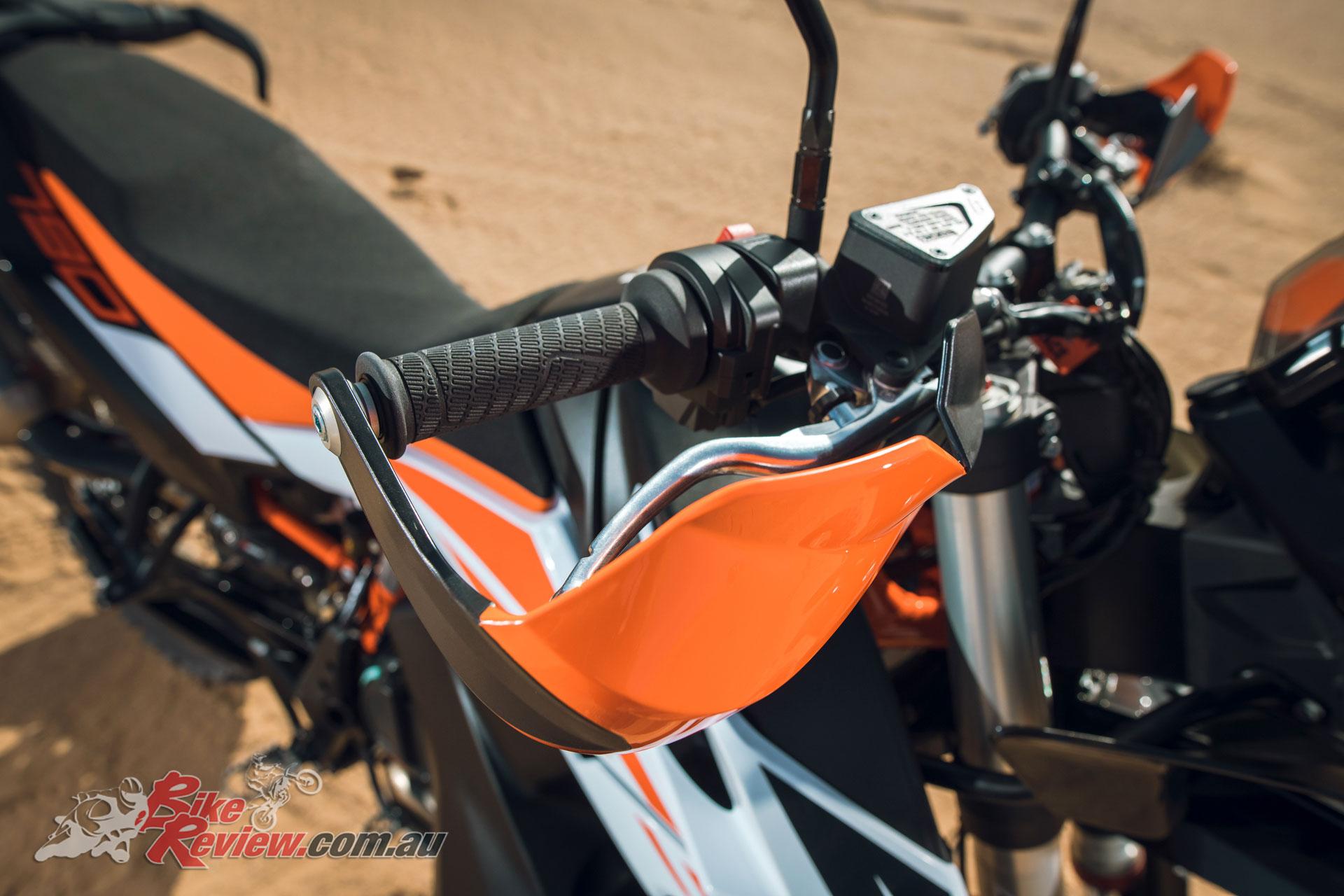 Launch 2019 Ktm 790 Adventure R Bike Review