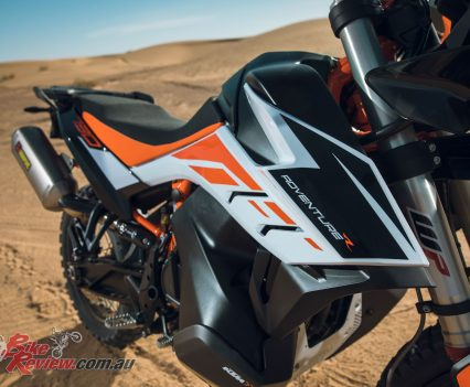 2019 KTM 790 Adventure R - Front fairing panels