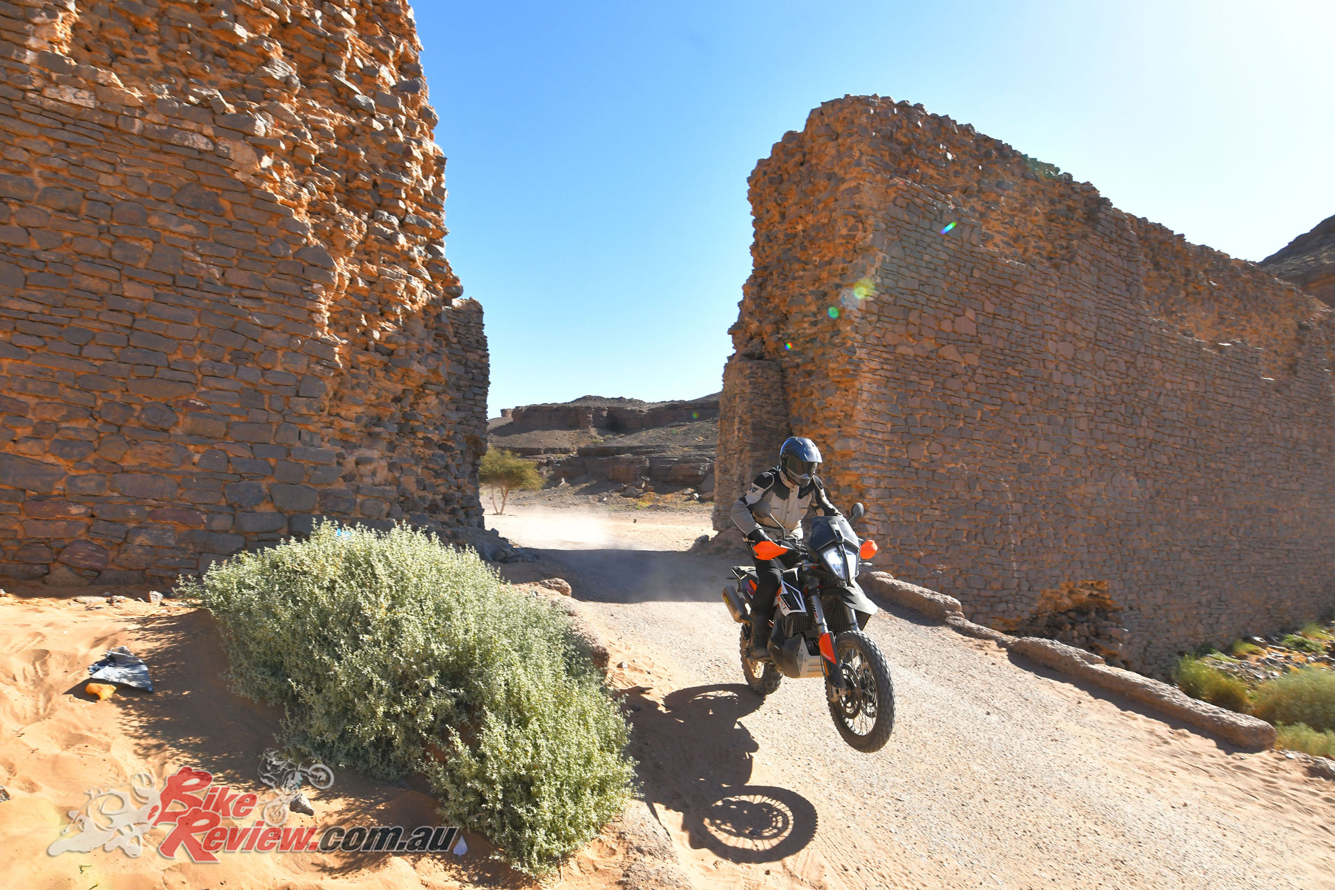2019 KTM 790 Adventure R - Offering 94bhp at 8000rpm, and 89Nm at 6600rpm