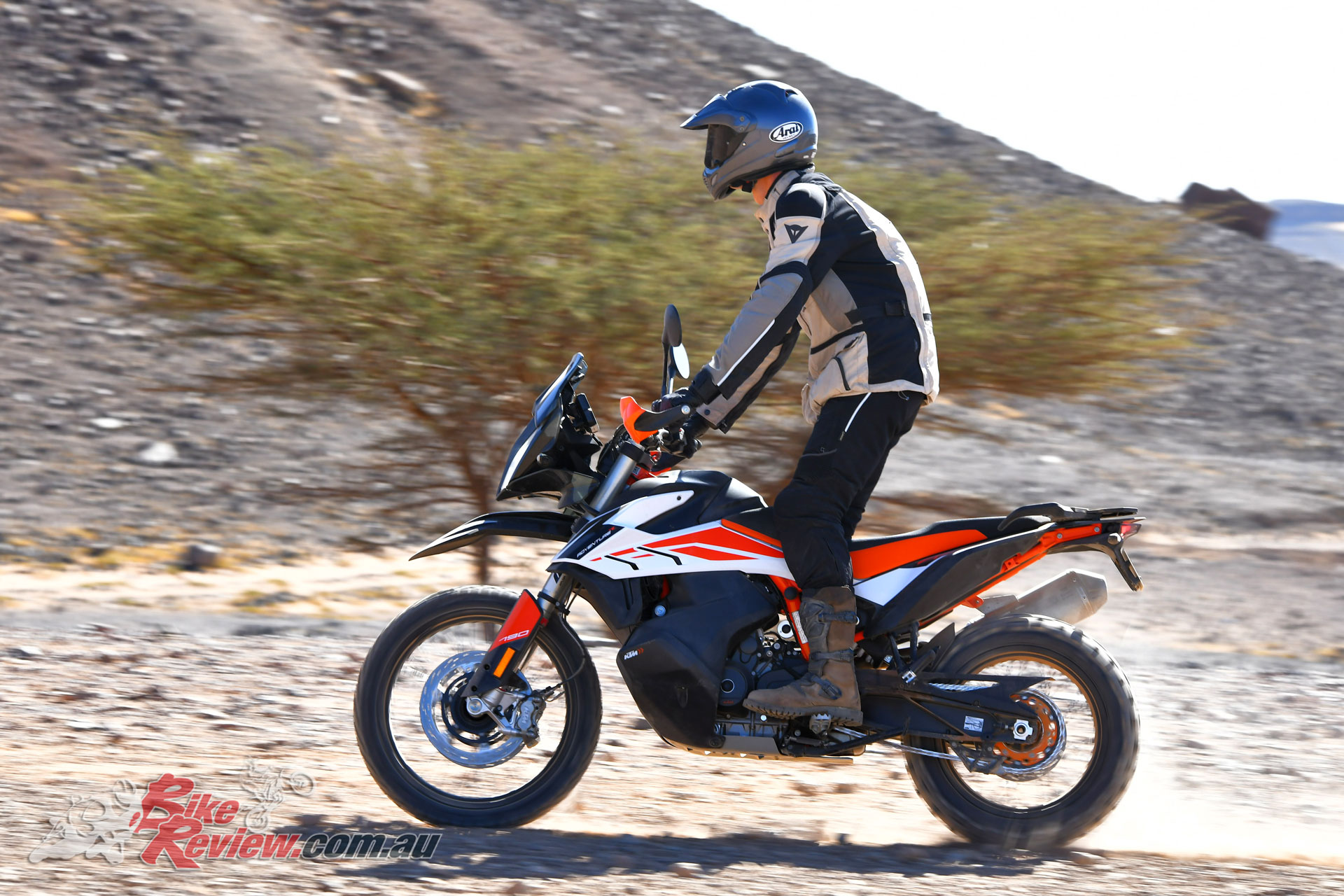 2019 KTM 790 Adventure R - KTM's Dakar Team manager and ex-rider Jordi Viladoms introduced the new models