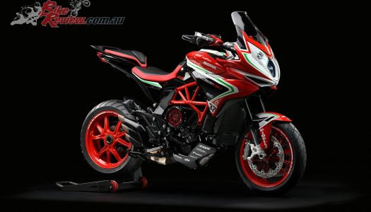 2019 MV Agusta Turismo Veloce SCS RC arrives