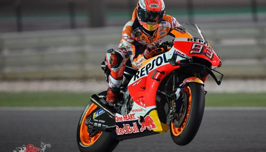 Marquez tops Friday at Qatar – Miller top independent in P3