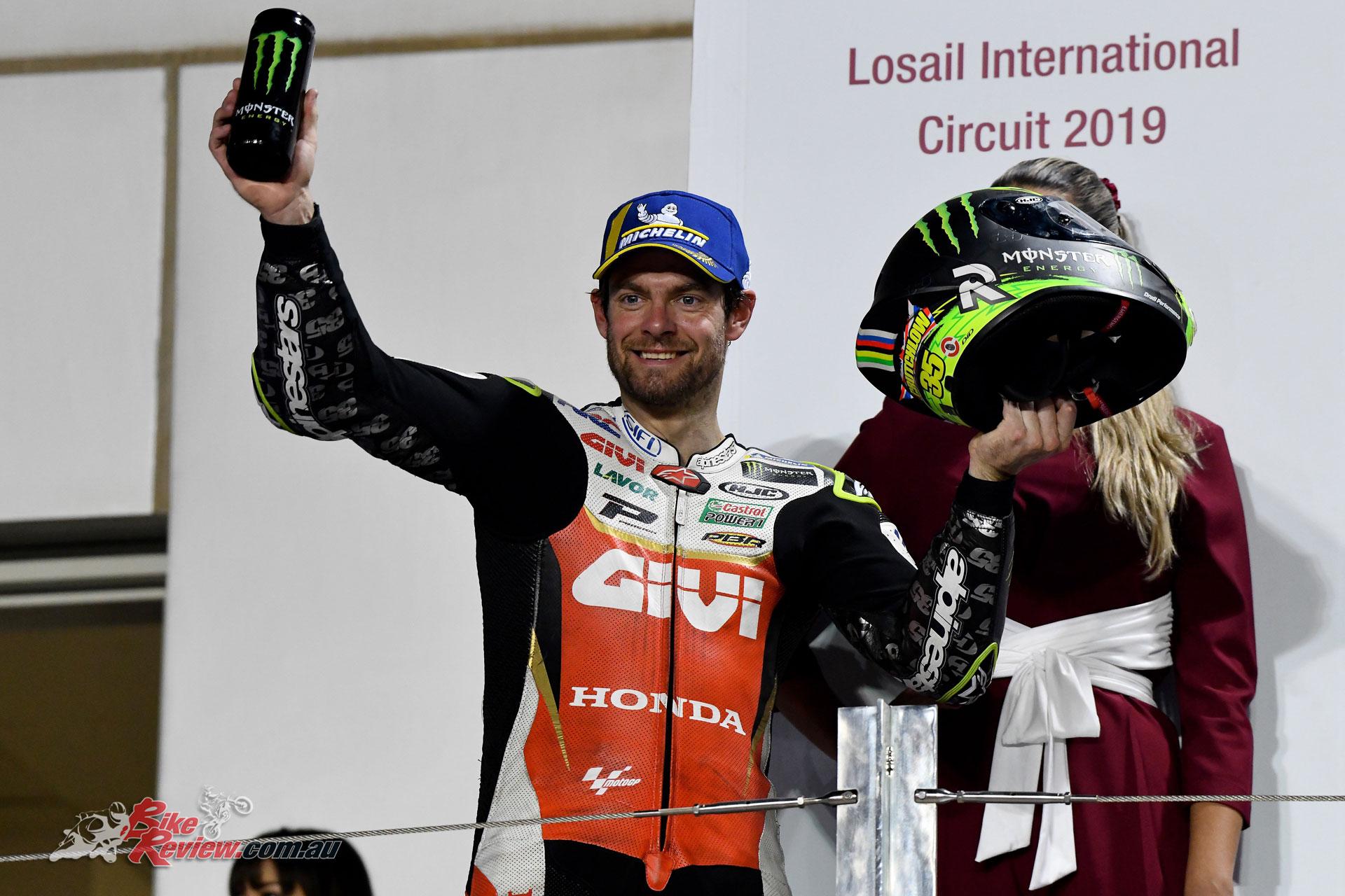 Cal Crutchlow - Qatar MotoGP - Round 1, 2019