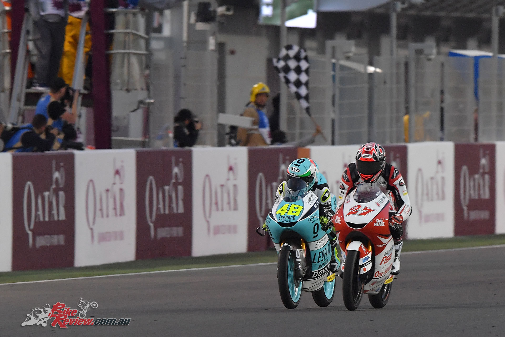 Kaito Toba - Qatar MotoGP - Round 1, 2019