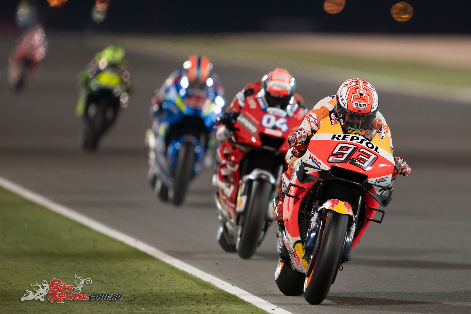 Marc Marquez - Qatar MotoGP - Round 1, 2019
